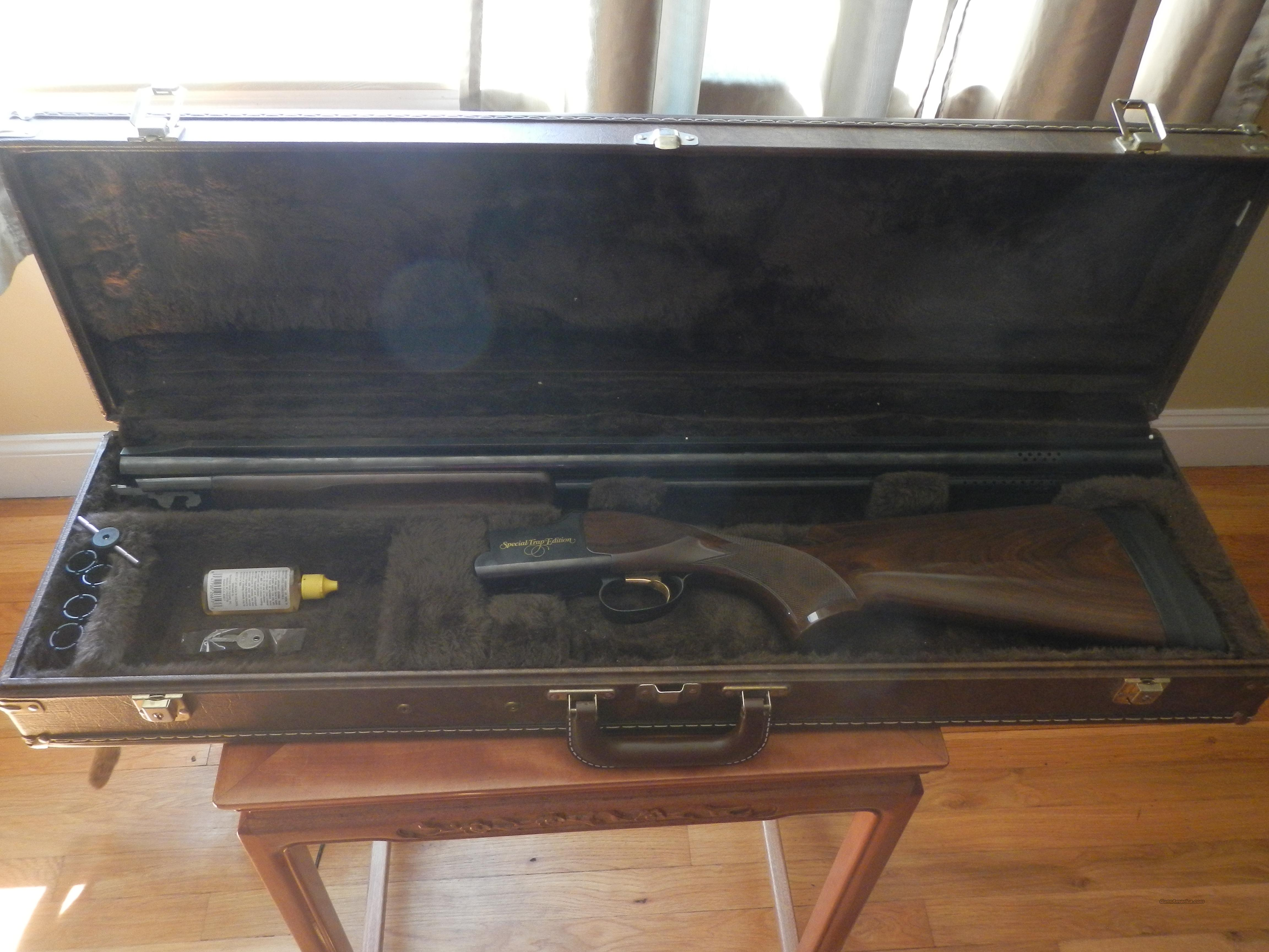 Browning Citori Special Trap Edition  Guns > Shotguns > Browning Shotguns > Over Unders > Citori > Trap/Skeet