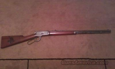 winchester model 1892 lever action 25-20 cal.  Guns > Rifles > Winchester Rifles - Modern Lever > Other Lever > Pre-64