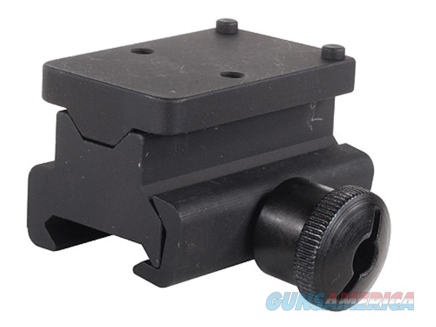 Trijicon RMR Mount with Riser  Non-Guns > Scopes/Mounts/Rings & Optics > Mounts > Tactical Rail Components