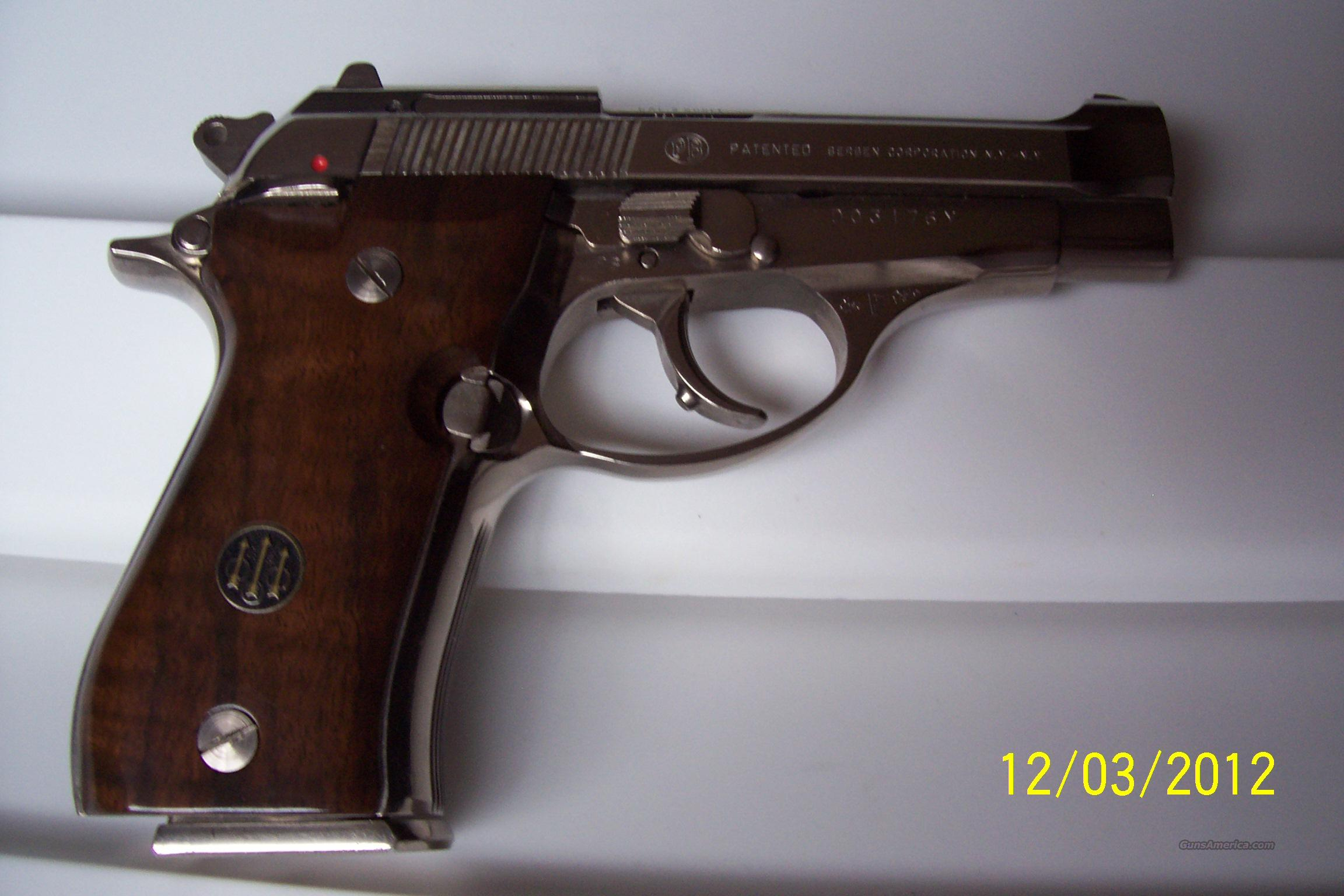 Pietro Beretta Cheetah 380. Made in Italy  Guns > Pistols > Beretta Pistols > Cheetah Series > Model 84