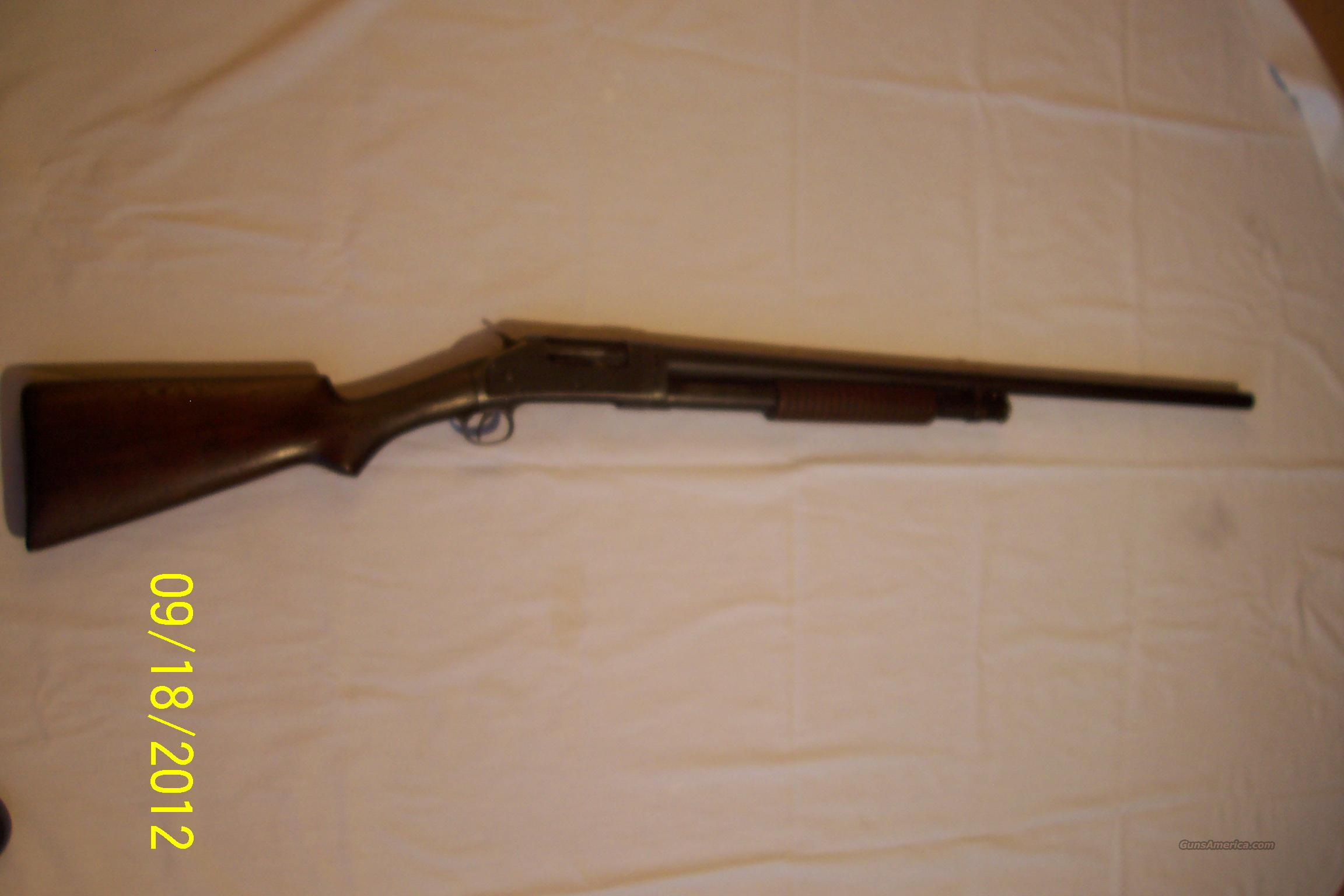 Winchester Model 97 12 ga. Shotgun.  Guns > Shotguns > Winchester Shotguns - Modern > Pump Action > Hunting