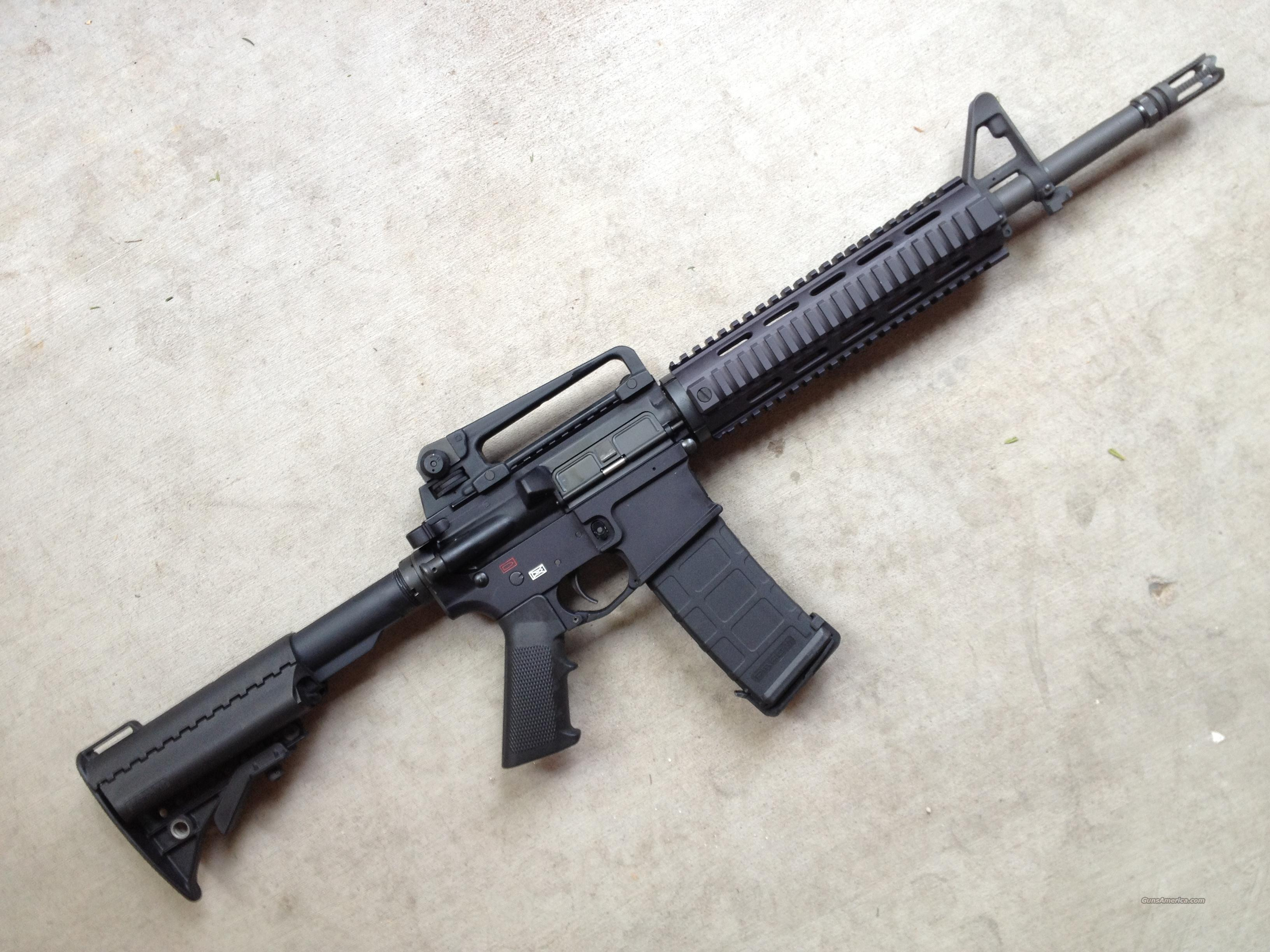 Ar 15 M4 14 5 Quot Mid Length 5 56 223 For Sale