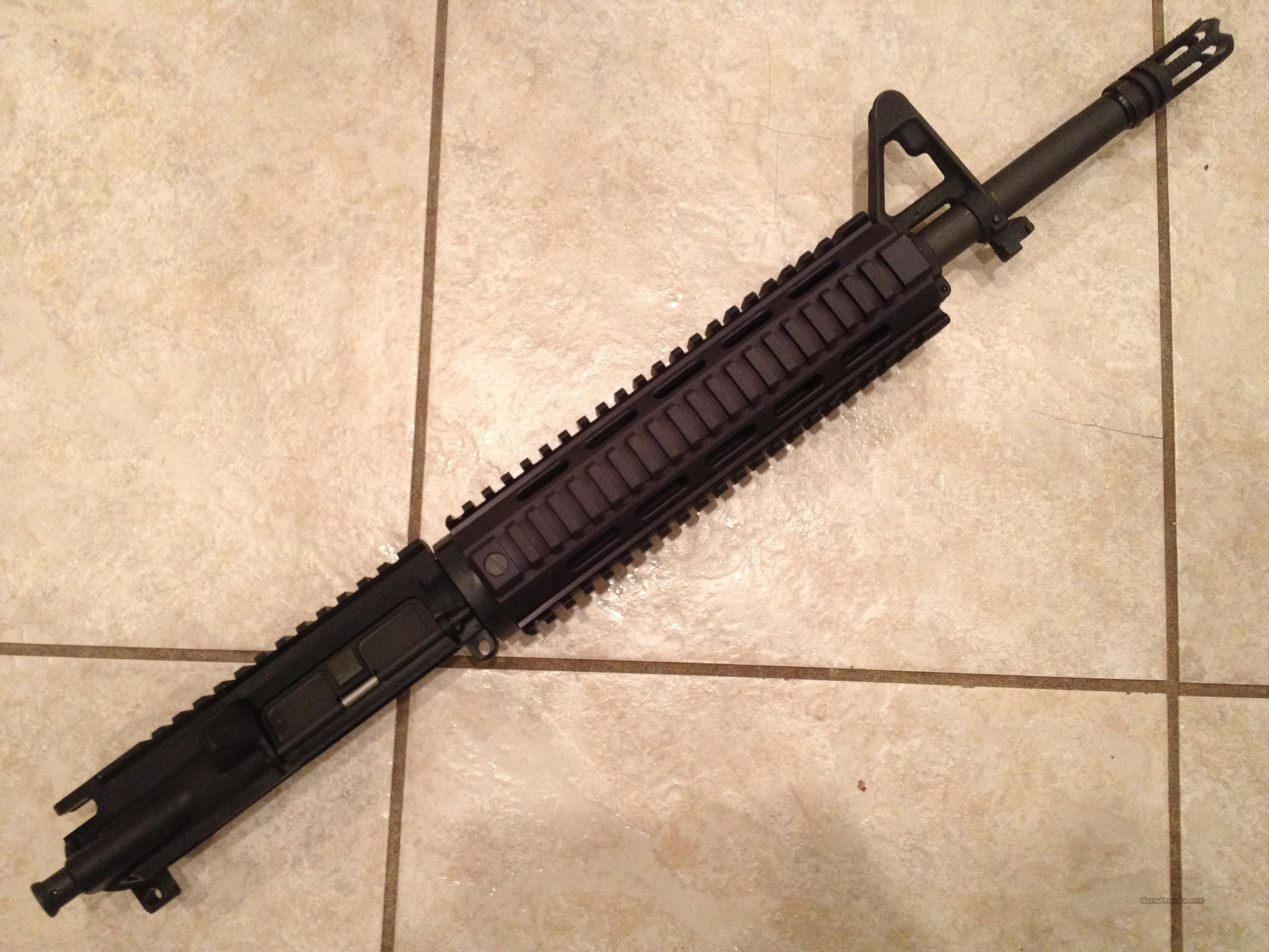 "14.5"" Mid-length M4/AR-15 Upper Receiver  Guns > Rifles > AR-15 Rifles - Small Manufacturers > Upper Only"