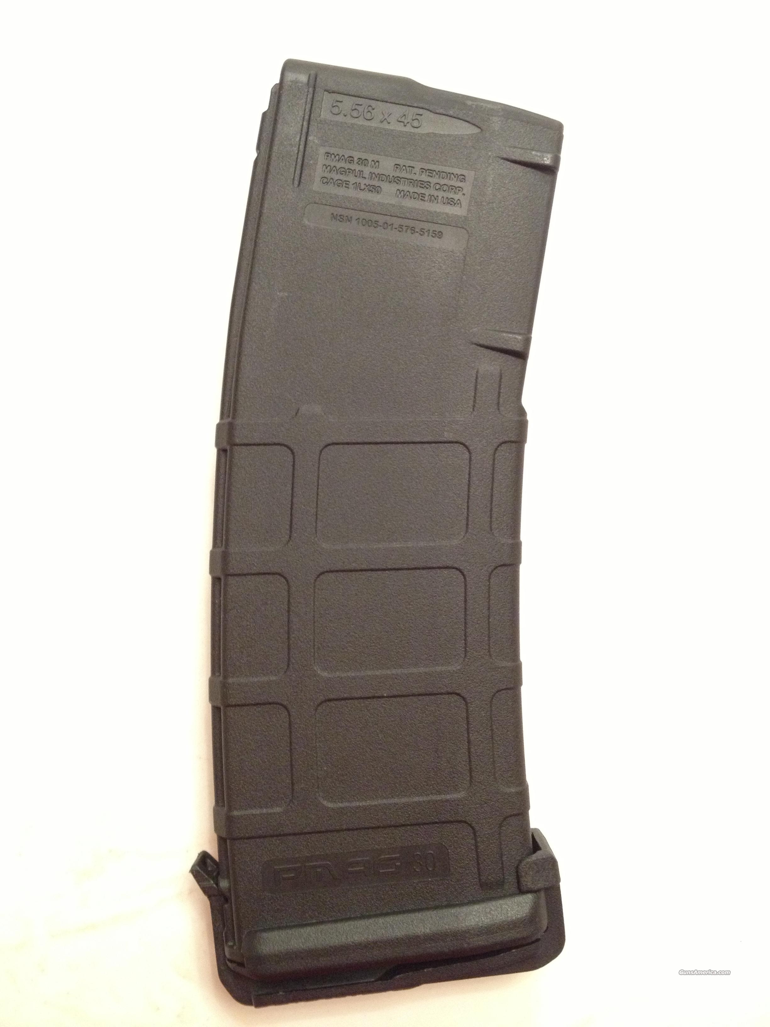 TWO New(Factory Sealed) Magpul PMAG 30rd Magazines  Non-Guns > Magazines & Clips > Rifle Magazines > AR-15 Type