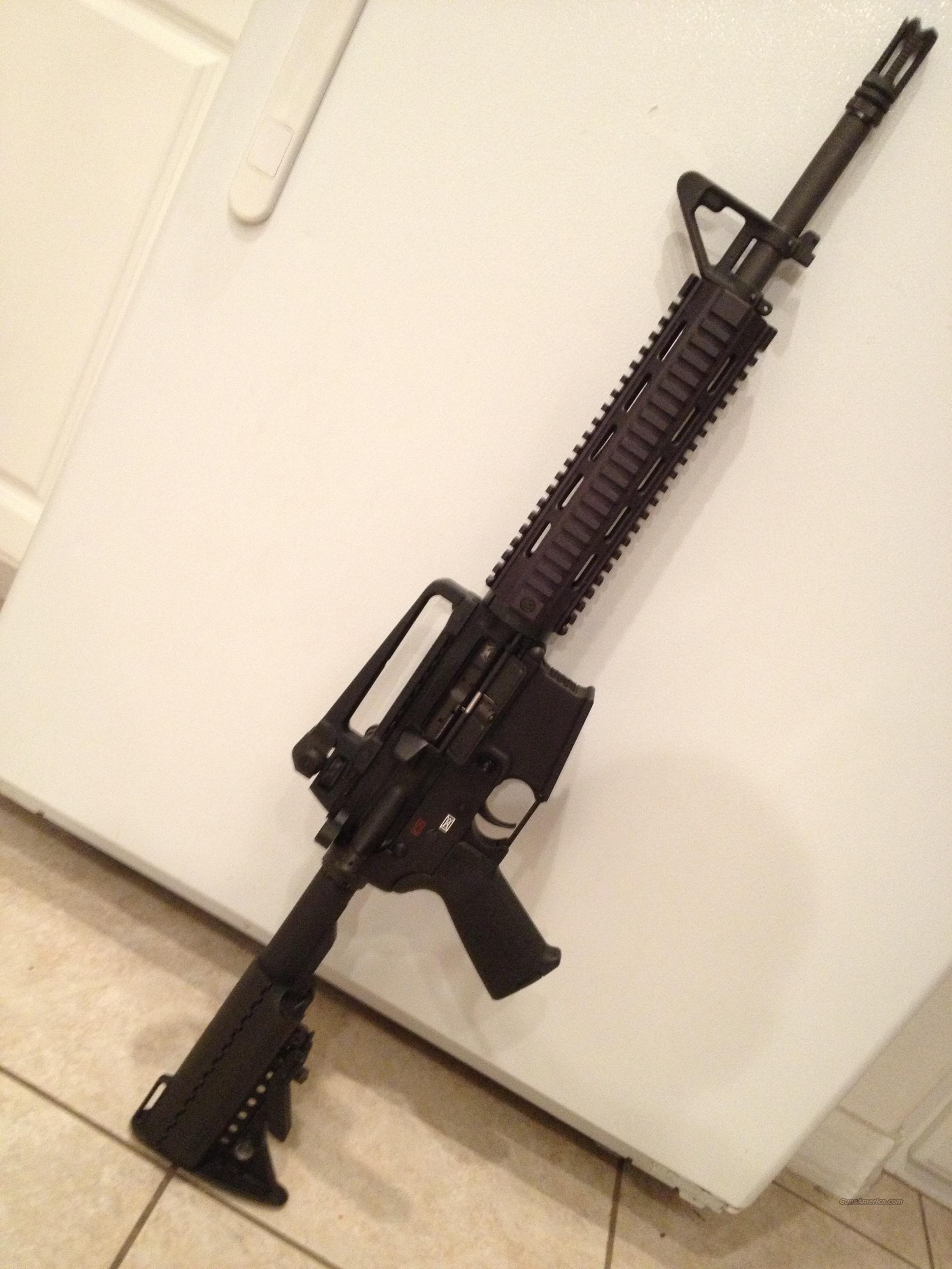 "AR-15 M4 14.5"" Mid-length 5.56/.223  Guns > Rifles > AR-15 Rifles - Small Manufacturers > Complete Rifle"