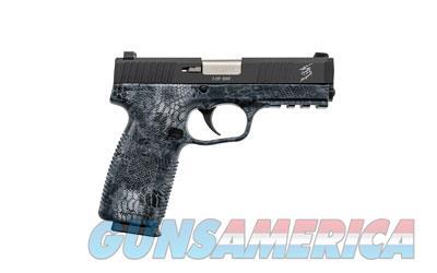 """KAHR ST9  - LIMITED EDITION - JOHN """"TIG"""" TIEGEN - 1 of 1000 -   9MM 4"""" KRYPTEK POLY 8RD  Guns > Pistols > Kahr Pistols"""