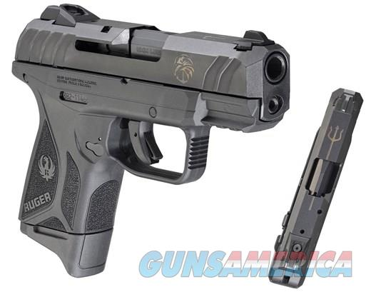 NAVY SEAL FOUNDATION - RUGER SECURITY-9 COMPACT - Limited Edition One of 1000 - NSF Marked Slide - Serial #'s NSF1001 to NSF2000  Guns > Pistols > Ruger Semi-Auto Pistols > Security 9