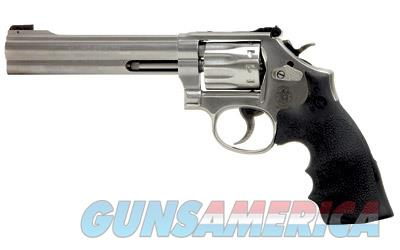 """SMITH AND WESSON 617 22 LR - MDL #: 160578 - STAINLESS - S/A, D/A - 6"""" BARREL - 10 ROUNDS  Guns > Pistols > Smith & Wesson Revolvers > Med. Frame ( K/L )"""