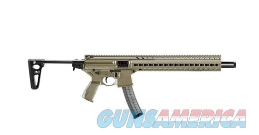 "SIG SAUER MPX CARBINE 9MM -  16"" BLK 30+1 - INCLUDES SIG ROMEO7 RED DOT - MPX-C-9-KM-T 