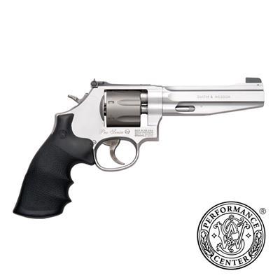 "S&W 986 PRO SERIES 9MM - REVOLVER - 7 ROUNDS - L FRAME - 5"" BL  Guns > Pistols > Smith & Wesson Revolvers > Full Frame Revolver"