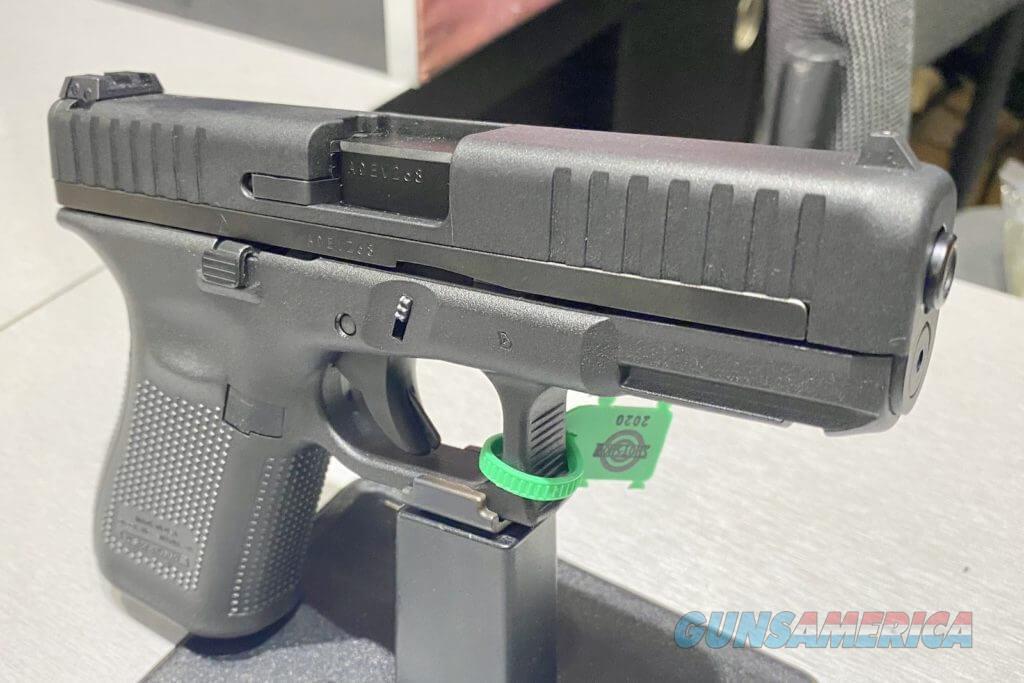 "GLOCK 44 - NEW FOR 2020 - STRIKER FIRED - COMPACT - 4.02"" BARREL - 10 RD -  Guns > Pistols > Glock Pistols > 44"