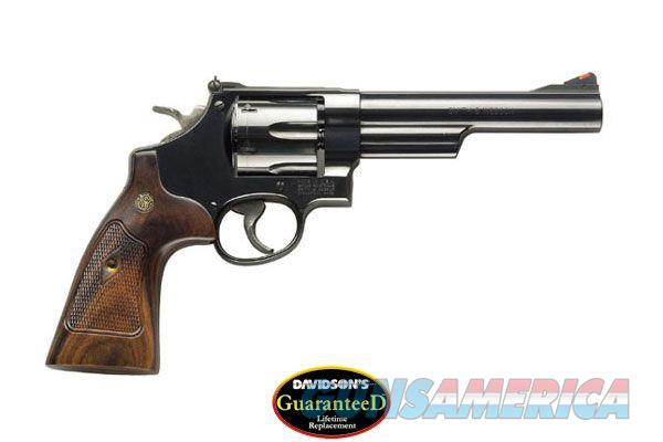 "S&W CLASSIC MODEL 57 - .41 MAGNUM REVOLVER "" REDUCED "" - 6"" BARREL - BLUED - N.I.B.  Guns > Pistols > Smith & Wesson Revolvers > Full Frame Revolver"