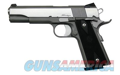 DAN WESSON RZ-45 HERITAGE - 45ACP - 1911 - FIXED NIGHT SIGHTS - 8 RD - 2 MAGS -  N.I.B.  Guns > Pistols > Dan Wesson Pistols/Revolvers > 1911 Style