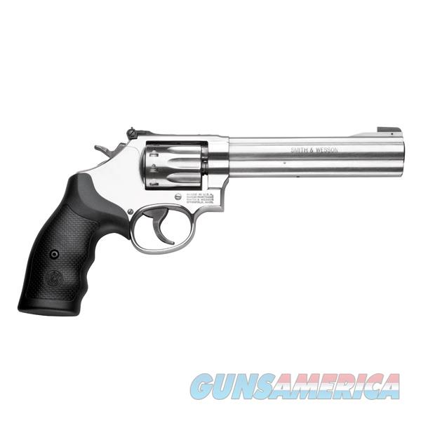 "S & W MODEL 617 - SATIN STAINLESS - 10 ROUND - "" REDUCED ""  -  ADJUSTABLE SIGHTS - 6"" BARREL  Guns > Pistols > Smith & Wesson Revolvers > Full Frame Revolver"
