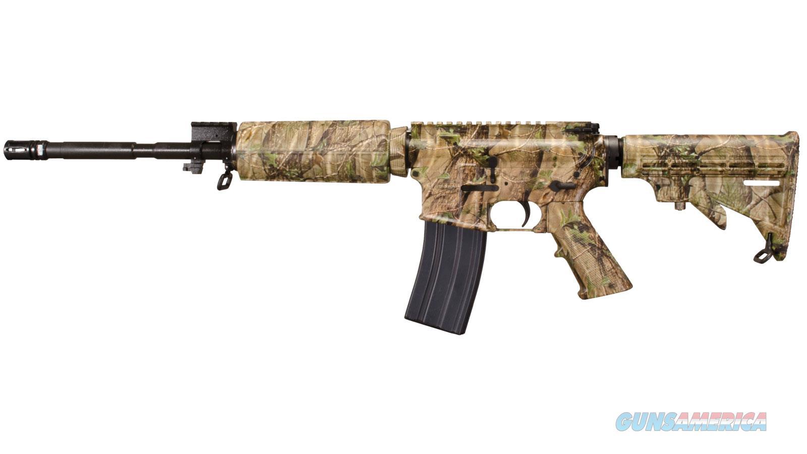 "Windham Weaponry ""TimberTec Camo SRC"" - MODEL R16M4FTT-C3 - *** BELOW COST ***  .223REM/5.56 NATO   Guns > Rifles > Windham Weaponry Rifles"