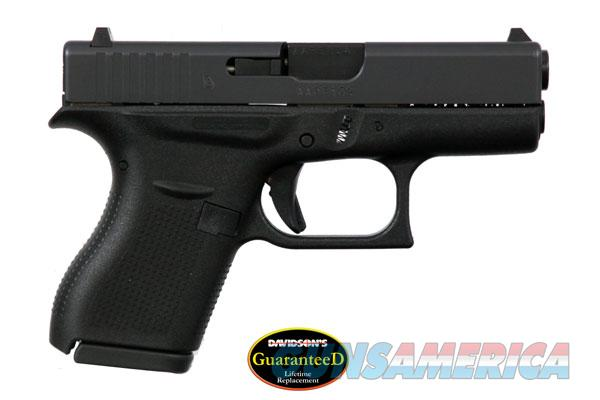 GLOCK  MODEL 42 .- 380 PISTOL - 6RD - FIXED SIGHTS - COMES WITH 3 MAGS *** CONCEAL & CARRY ***  Guns > Pistols > Glock Pistols > 42