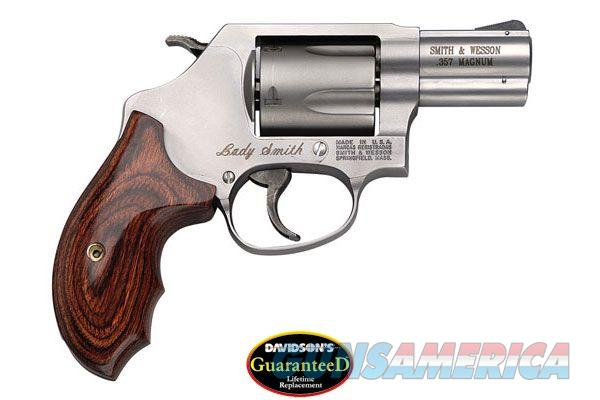 S&W MODEL 60 LADYSMITH  357 MAGNUM/38 S&W SPECIAL+P MODEL 162414** ON SALE !!  Guns > Pistols > Smith & Wesson Revolvers > Pocket Pistols