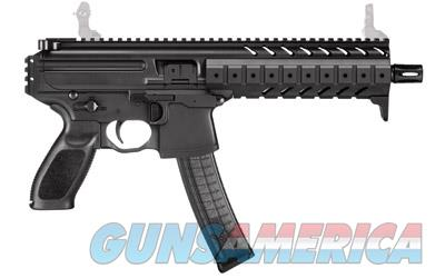 "SIG MPX - 9mm - 8"" BL -  + COLLAPSIBLE STABILIZING BRACE + ROMEO5 RED DOT  Guns > Pistols > Sig - Sauer/Sigarms Pistols > Other"