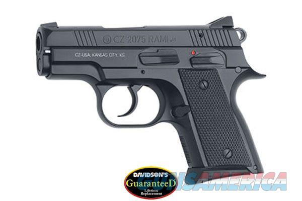 CZ 2075 RAMI - COMPACT - (2) MAGS 1-10RD, 1-14RD - IDEAL FOR CONCEAL & CARRY - SKU: 01750  Guns > Pistols > CZ Pistols