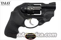 RUGER LCR LASER  LM 38 SPL+P MODEL 05415 TALO EDITION  Guns > Pistols > Ruger Double Action Revolver > LCR