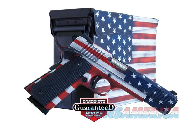 Legacy Sports INTL - Citadel 1911 Full Size USA w/Ammo Can -   Guns > Pistols > Citadel Pistols