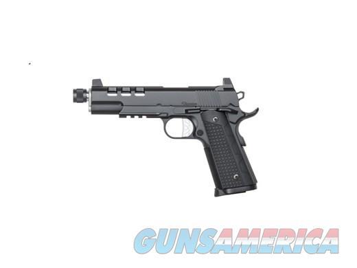 DAN WESSON DISCRETION - .45 ACP - SUPPRESSOR READY  - 8+1 - THREADED BARREL  Guns > Pistols > Dan Wesson Pistols/Revolvers > 1911 Style