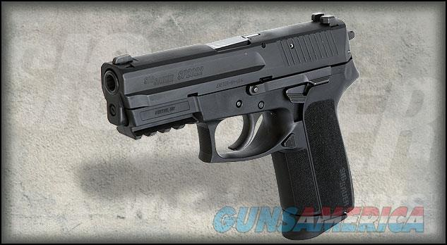 "SIG 2022 9mm-BSS - TAC RAIL - NIGHT SIGHTS ***COMES WITH 3 MAGAZINES*** ""NIB""  Guns > Pistols > Sig - Sauer/Sigarms Pistols > 2022"