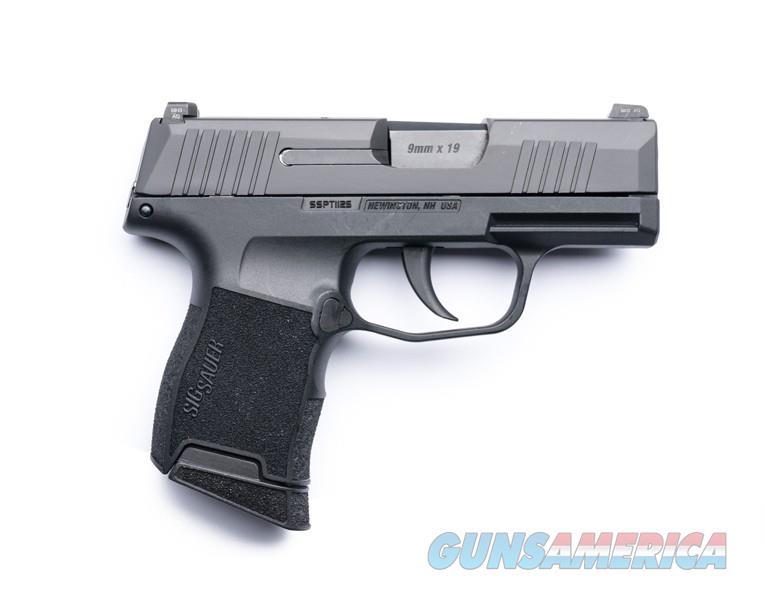 SIG SAUER P365 9MM - NITRON BLK 10+1 XRAY - Model 365-9-BXR3 | X-RAY SIGHTS  Guns > Pistols > Sig - Sauer/Sigarms Pistols > P365