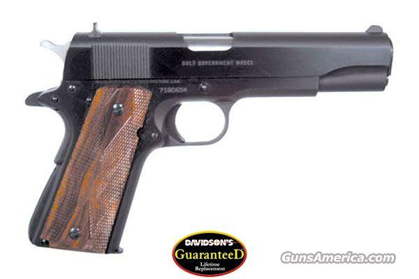 "COLT GOVT MODEL ""SERIES 70"" 1911 - ""BLUED"" 45 ACP ***CUSTOM SHOP*** - 01970A1CS -   Guns > Pistols > Colt Automatic Pistols (1911 & Var)"