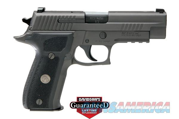 """TWO (2) CONSECUTIVE SERIAL NO. - SIG E26R-9-LEGION  - 9MM - DOUBLE ACTION -  """"  Guns > Pistols > Sig - Sauer/Sigarms Pistols > P226"""