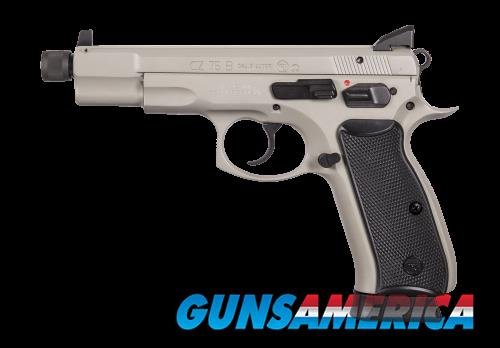 CZ 75 B Urban Grey Suppressor-Ready (Omega) - NEW IN BOX  Guns > Pistols > CZ Pistols