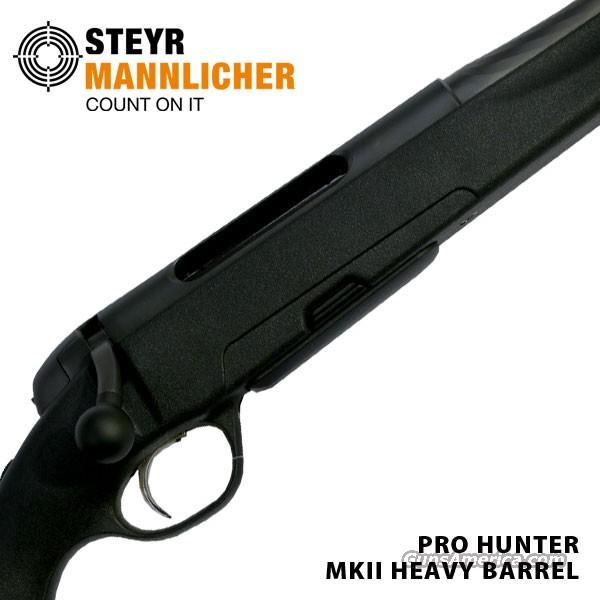 Steyr Pro Hunter Tactical, Hvy Barrel .308 New  Guns > Rifles > Steyr Rifles