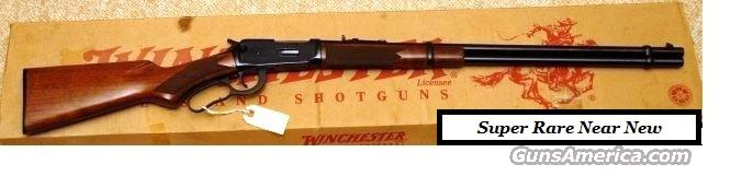 Winchester model 94 AE Legacy in caliber 44mag  Guns > Rifles > Winchester Rifles - Modern Lever > Model 94 > Post-64