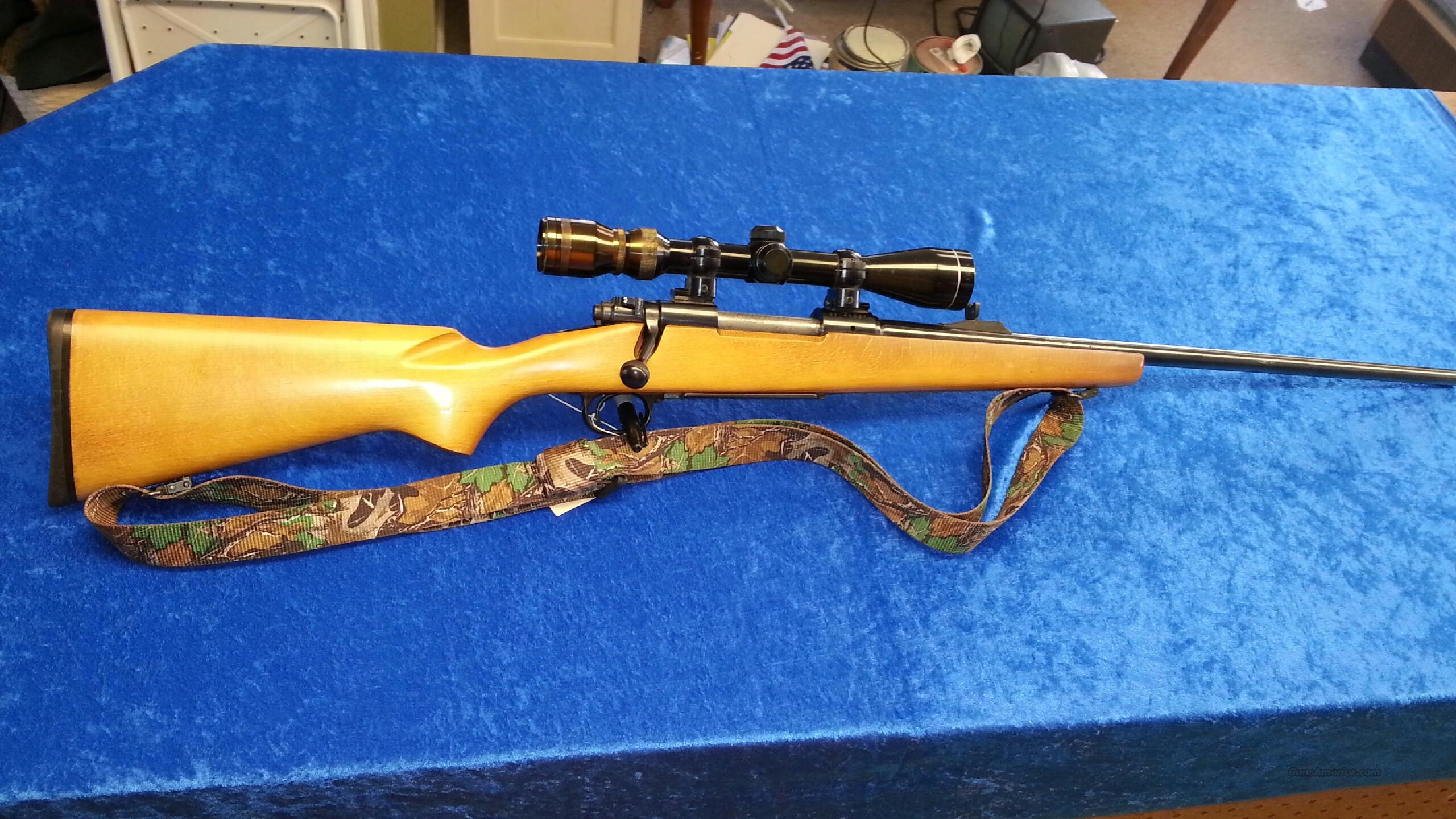 Very Nice Winchester Model 70 in 270....  Guns > Rifles > Winchester Rifles - Modern Bolt/Auto/Single > Model 70 > Post-64