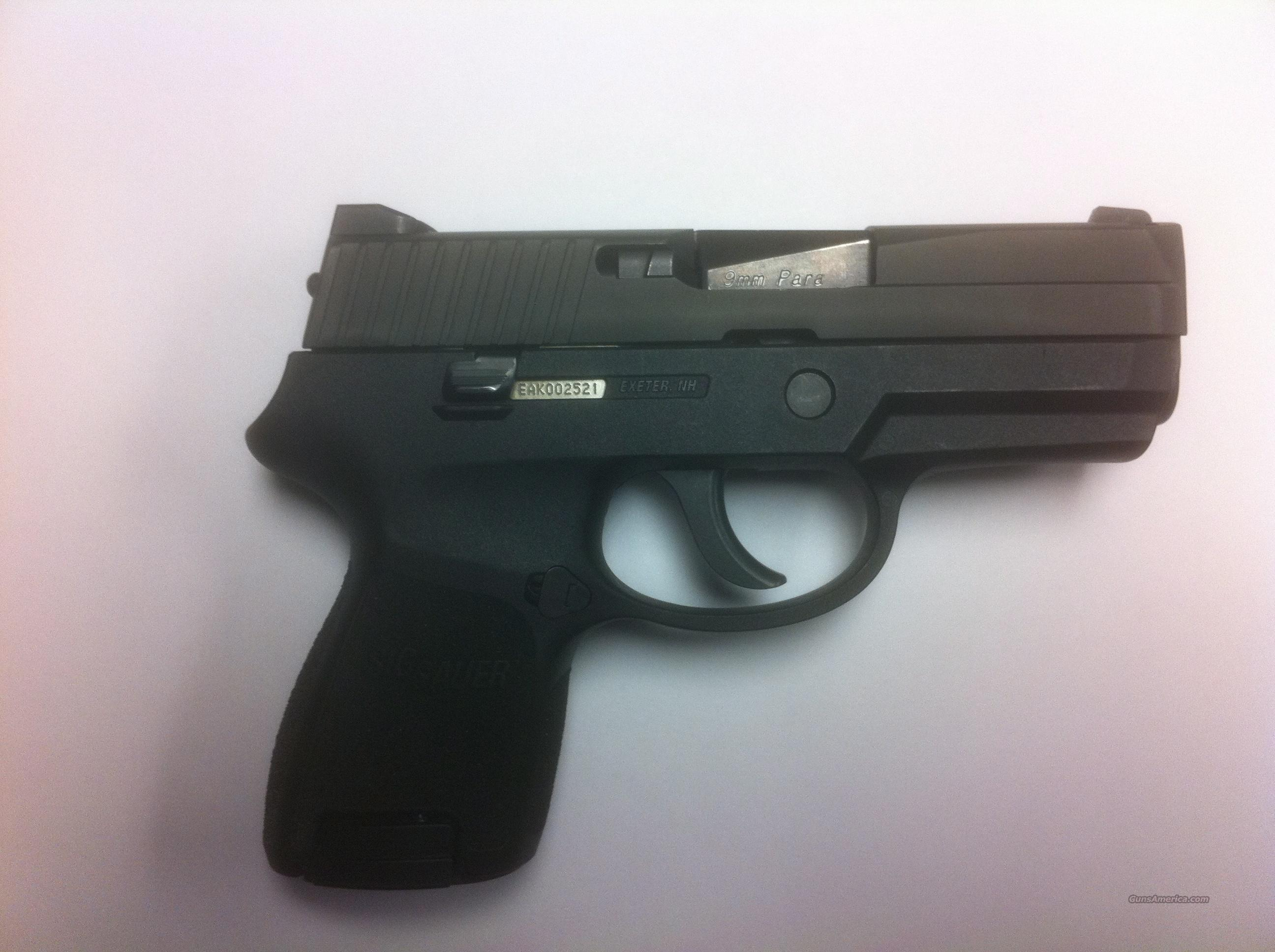Previously loved Sig P250 compact 9mm  Guns > Pistols > Sig - Sauer/Sigarms Pistols > P250