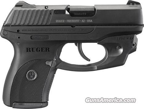 Ruger LC9 9mm 7+1 w/ LASERMAX site  Guns > Pistols > Ruger Semi-Auto Pistols > LCP