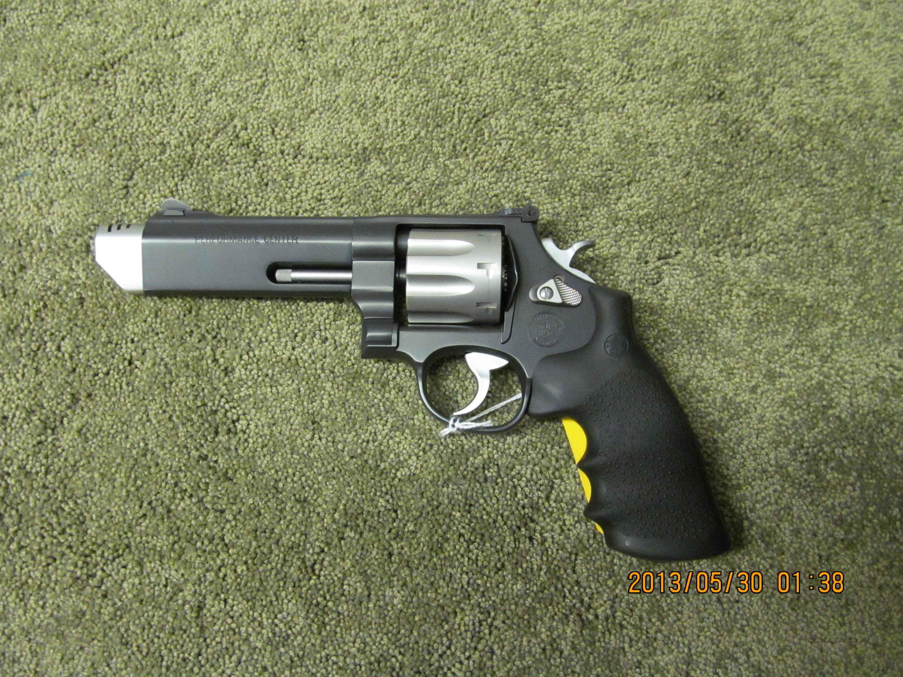 S&W Model 627 8-Shot Performance Center  Guns > Pistols > Smith & Wesson Revolvers > Performance Center