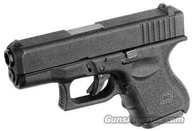 Practically New Glock G27 .40 Cal..CASE AND ALL MATERIALS INCLUDED!  Guns > Pistols > Glock Pistols > 26/27
