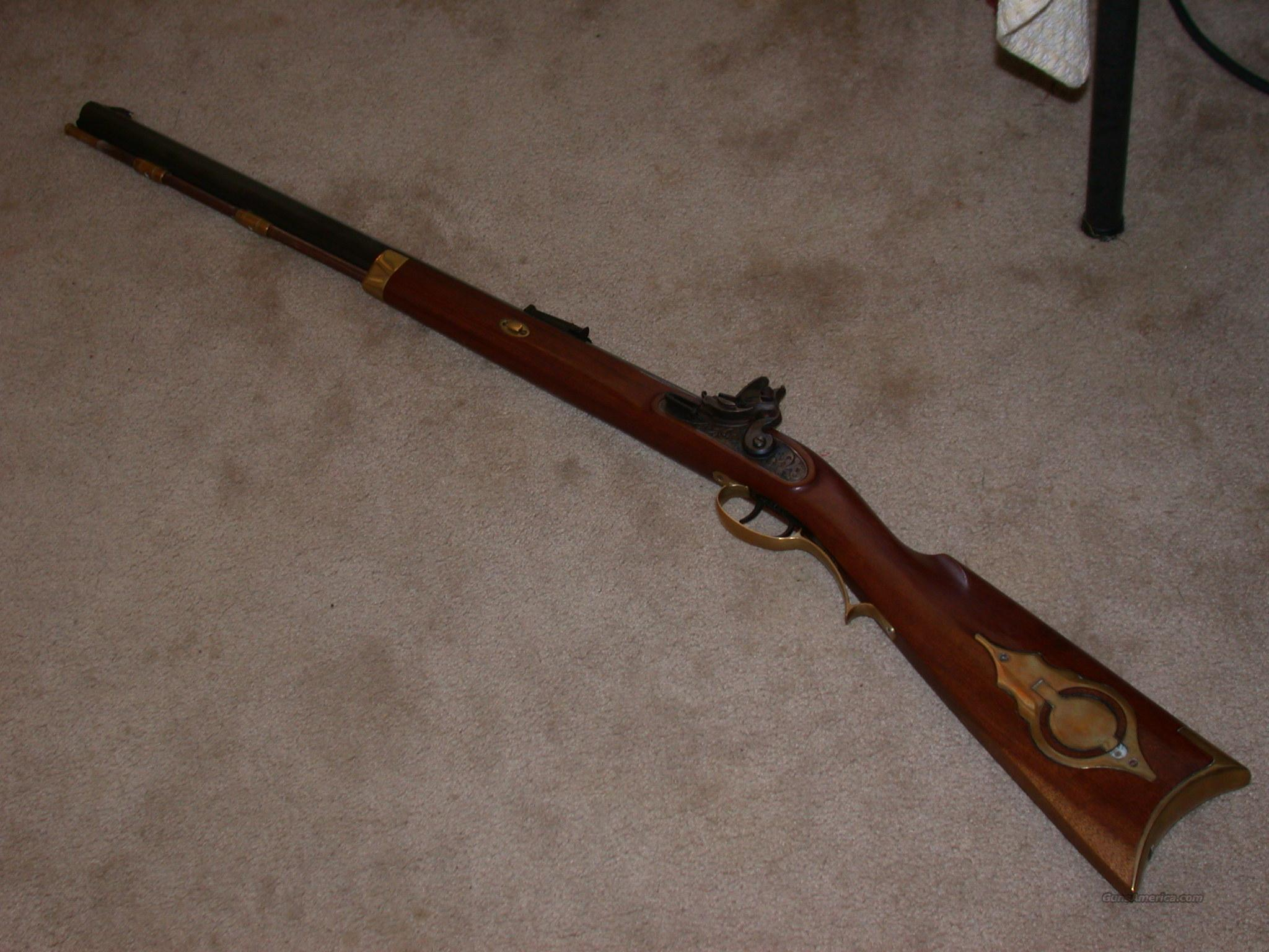 Flintlock Left handed 50 cal.  Non-Guns > Black Powder Muzzleloading