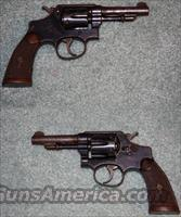 "S&W Hand Ejector 32S&W Long 3 1/4"" Barrel    Smith & Wesson Revolvers > Pre-1945"