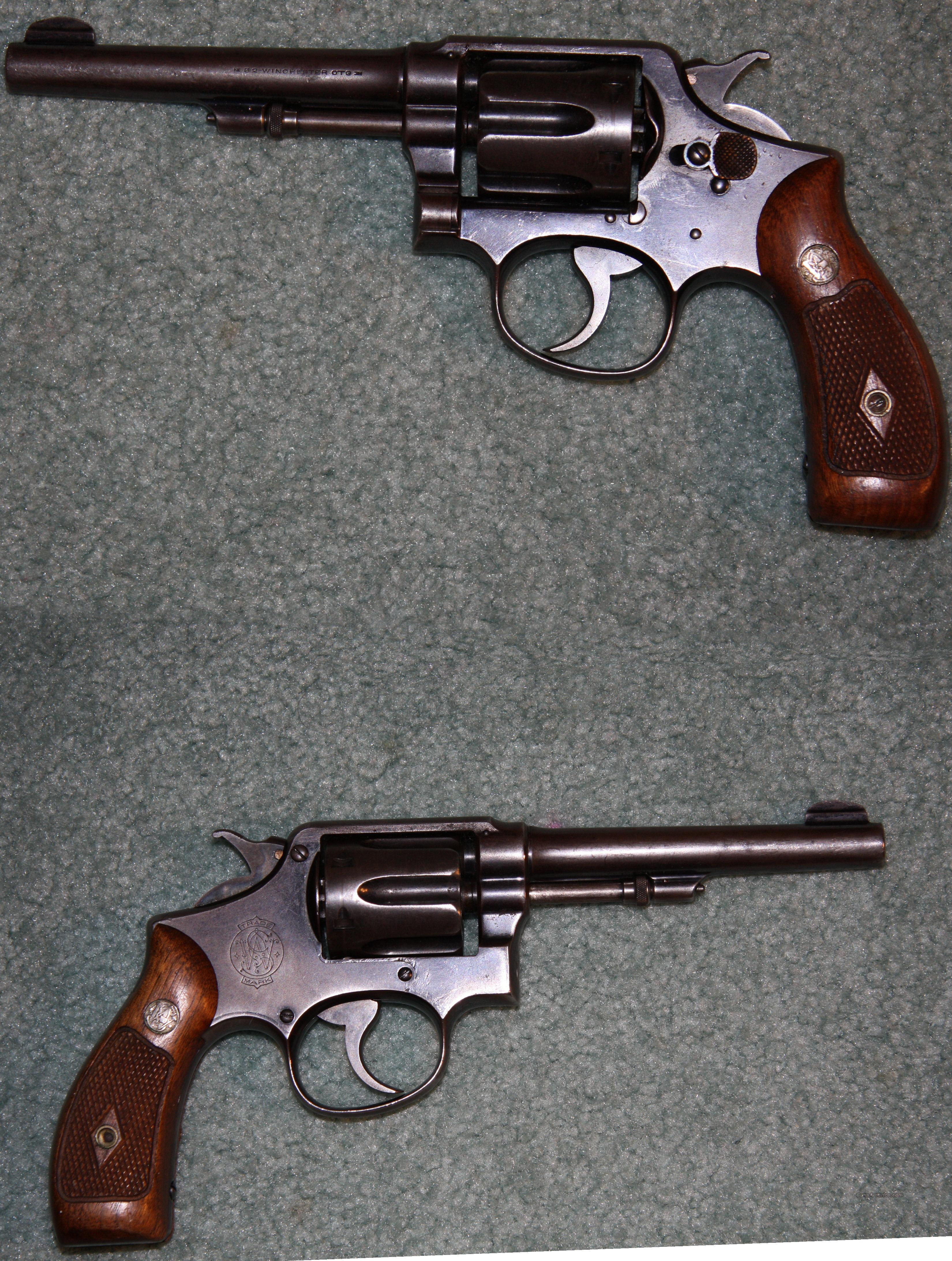 MODEL 1902 HAND EJECTOR  Guns > Pistols > Smith & Wesson Revolvers > Pre-1945