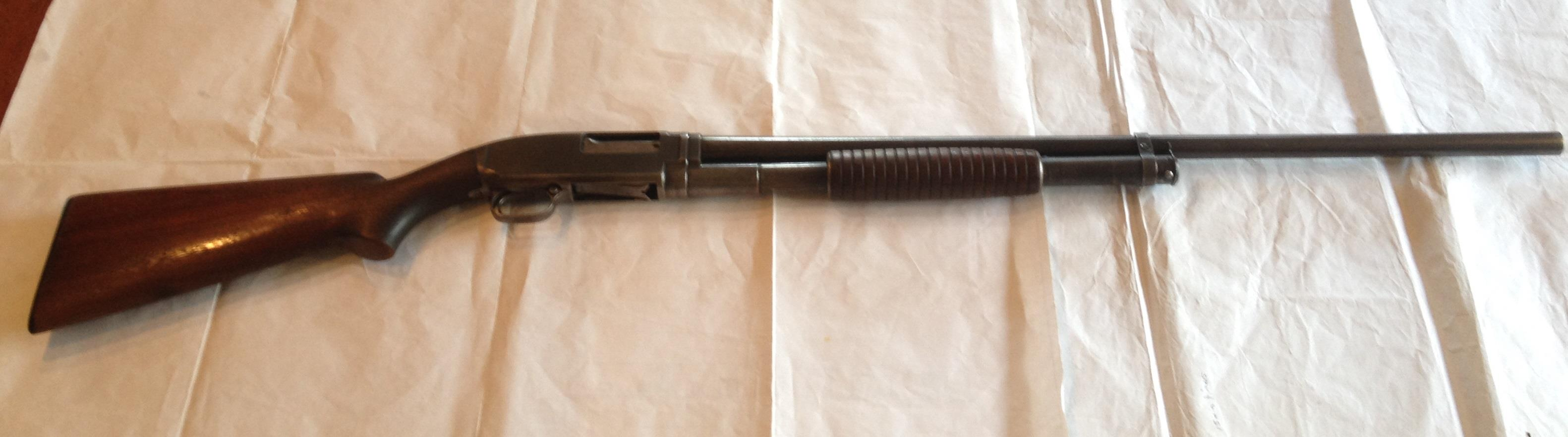 Winchester Model 12 pump 1940's vintage for sale