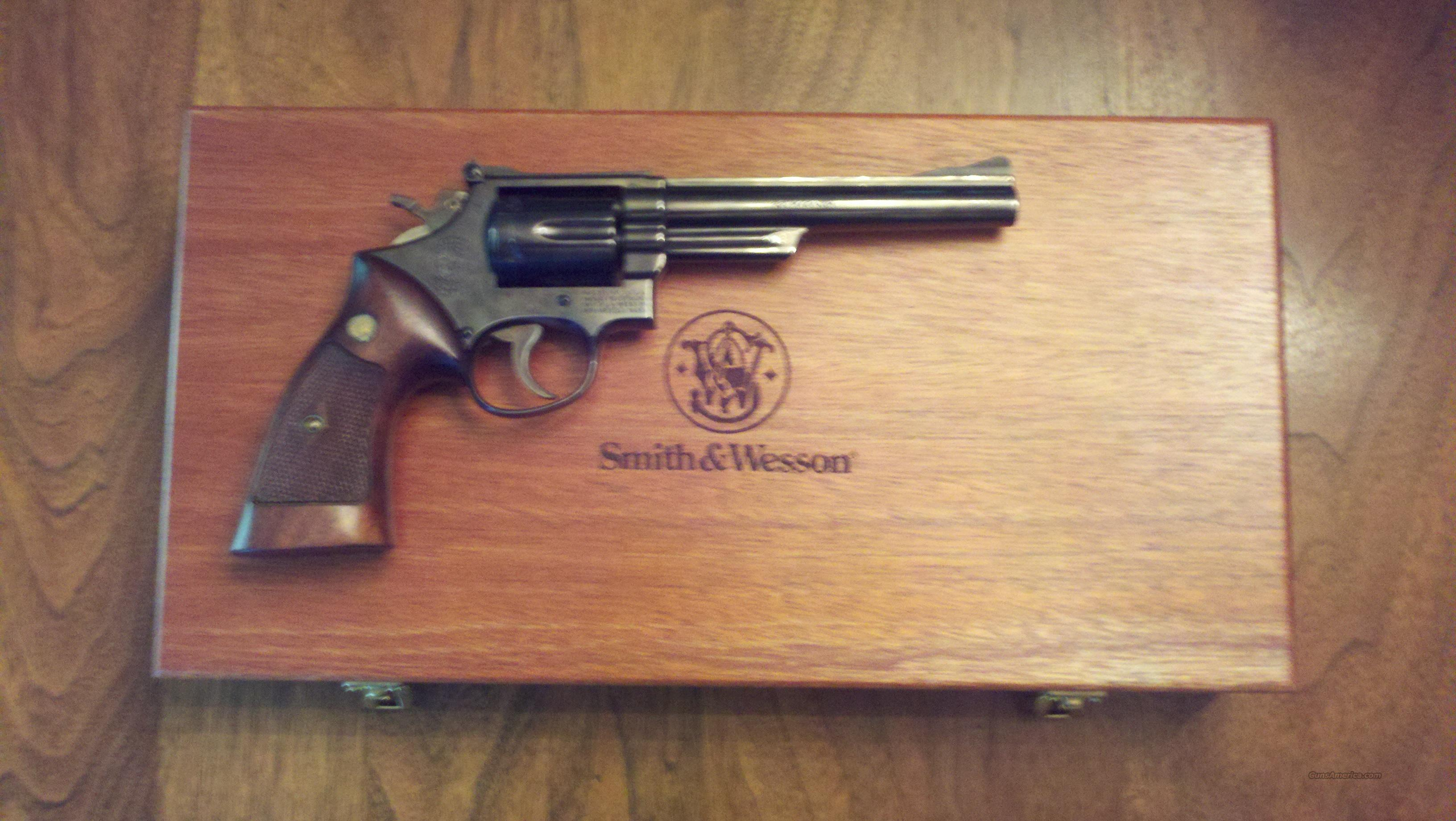 S&W Model 53 22 Jet Magnum and 22 Magnum  Guns > Pistols > Smith & Wesson Revolvers > Full Frame Revolver