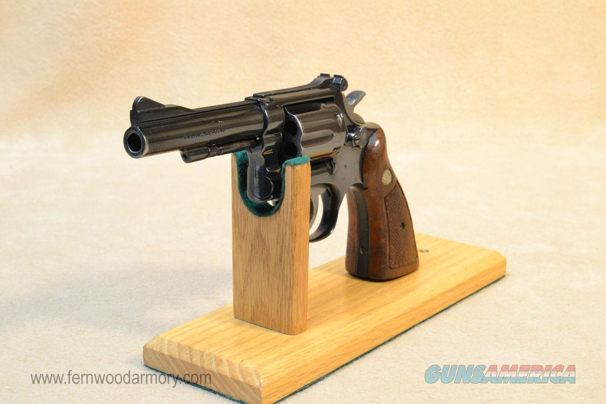 Smith & Wesson Model 15-4 .38 Special 1977  Guns > Pistols > Smith & Wesson Revolvers > Med. Frame ( K/L )