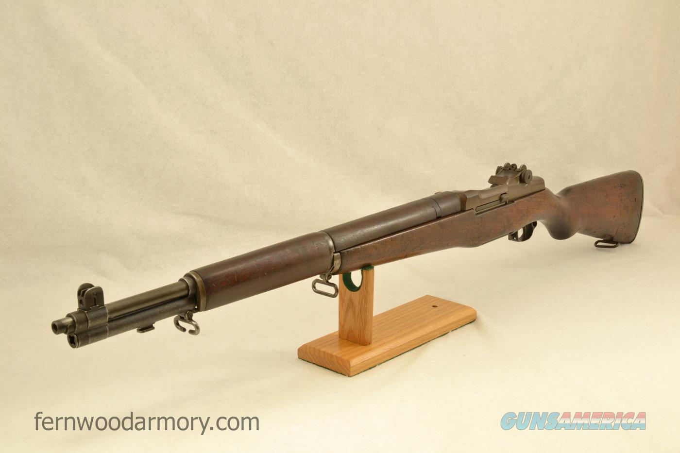 Winchester WIN-13 M1 Garand Made in 1945   Guns > Rifles > Military Misc. Rifles US > M1 Garand