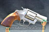Colt Detective Special Matte Nickel .38 3rd Issue  Guns > Pistols > Colt Double Action Revolvers- Modern