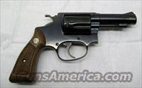 Smith & Wesson Model 36 Revolver 3 inch barrel Free Ship  Smith & Wesson Revolvers > Full Frame Revolver
