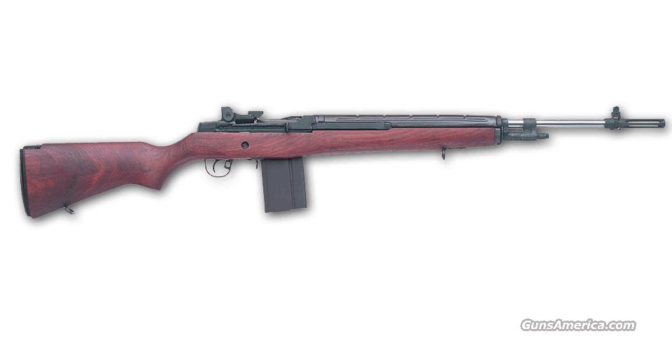 SPRINGFIELD ARMORY M1A LOADED STAINLESS WALNUT MA9822 NIB FREE SHIPPING  Guns > Rifles > Springfield Armory Rifles > M1A/M14