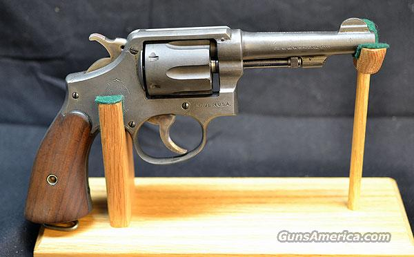 Smith & Wesson Victory Model .38 Special 4 In.  Guns > Pistols > Smith & Wesson Revolvers > Pre-1945