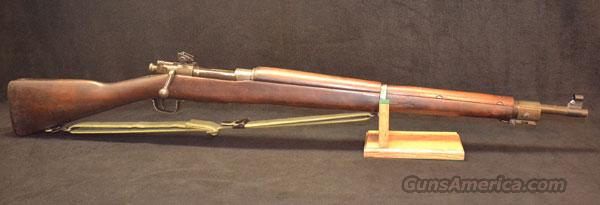 Remington Model 1903-A3 .30-06 1943 ME=1  Guns > Rifles > Military Misc. Rifles US > 1903 Springfield/Variants